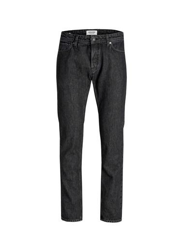 Jack & Jones Jack & Jones 12169089 Siyah Denim Pantolon Siyah